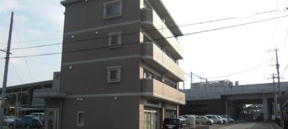 テナント募集!熊本駅新幹線口 徒歩2分 熊本支店開設最適。