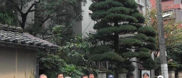 風流街界隈ウォッチング 建物編