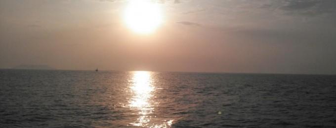朝日 湯島 鯛釣り