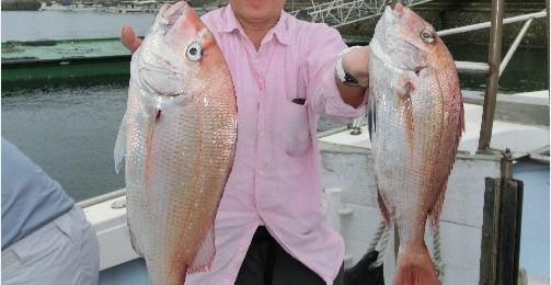 湯島の真鯛